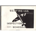 Seafire I, II, III, Inspection Schedule  $2.95