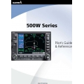 Garmin 500W Series Pilot's Guide and Reference 190-00357-00 $19.95