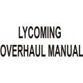 Overhaul Manual