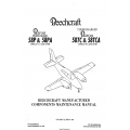 Beechcraft Baron Pressurized 58P & 58PA (Serials TJ-3 and AFTER) Baron Turbocharged 58TC & 58TCA (Serials tk-1 and AFTER) Maintenance Manual (P/N 102-590000-21) (P/N 102-590000-21A5) $ 29.95