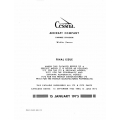 Cessna 172 and F172 Parts Catalog Manual 1963-1973