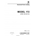 Cessna Model 172 (Series 1996 AND ON) Illustrated Parts Catalog 172RPC25 $35.95