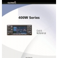 Garmin 400W Series Quick Reference 190-00356-01