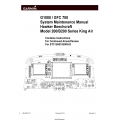 G1000 / GFC 700 System Maintenance Manual Hawker Beechcraft Model 200/B200 Series King Air 190-00915-01 $29.95