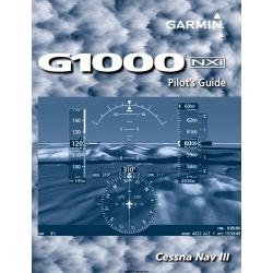 Garmin G1000 NXi Pilot's Guide for the Cessna Nav III $19.95