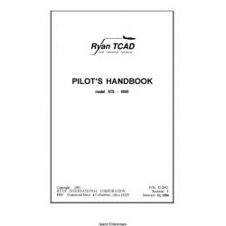 Ryan TCAD Pilot's Handbook model ats 8000 1994 $4.95
