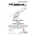Bell BHT-206A/B Series Maintenance Manual