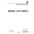 Cessna Model 400 Illustrated Parts Catalog (LC41-550FG) 400PC03 $29.95