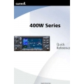Garmin 400W Series Quick Reference $9.95