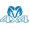4 Wheel Drive 4X4!