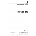 Cessna Model 510 Illustrated Parts Catalog 510PC16 $29.95