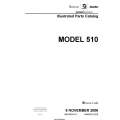 Cessna Model 510 Illustrated Parts Catalog 510PC17 $35.95