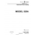 Cessna Model 525A Illustrated Parts Catalog 525APC20 $35.95