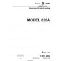 Cessna Model 525A Illustrated Parts Catalog 525APC20 $35.95