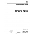 Cessna Model 525B Illustrated Parts Catalog 525BPC18 $35.95