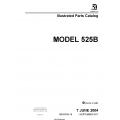 Cessna Model 525B Illustrated Parts Catalog 525BPC18 $35.95