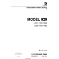 Cessna Model 525(-0001 Thru -0684) (-0686 Thru -0799) Illustrated Parts Catalog 525PC29 $35.95
