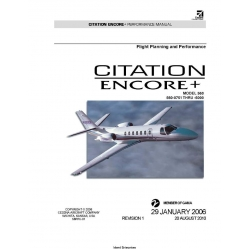 Cessna 560 Citation Encore+ 56PPC-01 $29.95