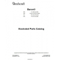 Beechcraft Baron B55, E55, 58, G58 Parts Catalog $29.95