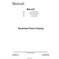 Beechcraft Baron B55, E55, 58, G58 Parts Catalog 58-590000-19U $29.95