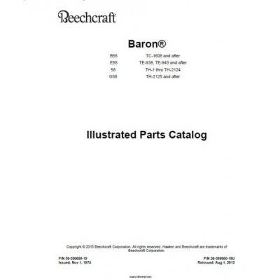 beechcraft baron 58 manual pdf