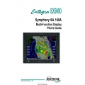 Avidyne EX500 Symphony SA 160A Multi-Function Display Pilot's Guide 600-00136-000