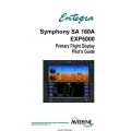 Avidyne Symphony SA 160A EXP5000 Primary Flight Display Pilot's Guide 600-00138-000 Rev 01 $9.95