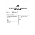 Lycoming Operator's Manual Part # 60297-13-2 TIO-541 Series $13.95