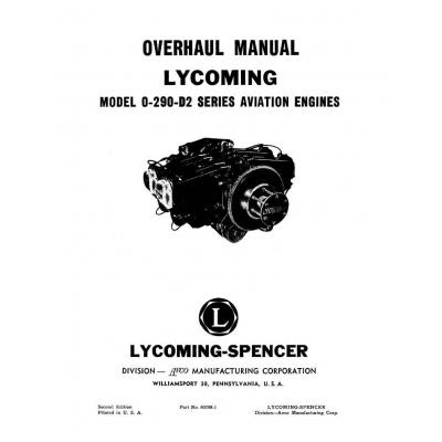 J85 engine Manual