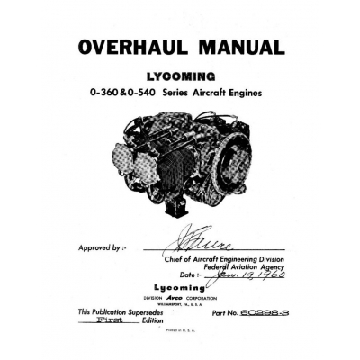 How To Identify Lycoming 0 360 Model on Wiring Diagrams For Factory Installed