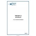 Century 31 Autopilot Pilot's Operating Handbook 68S1024 $9.95