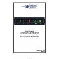 Century 4000 Autopilot Flight System Pilot's Operating Manual 68S1170 $9.95