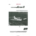 Piper Cherokee Arrow II Pilot's Operating Manual Part # 761-493 $13.95