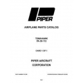 Piper Tomahawk Parts Catalog PA-38-112 $13.95 Part # 761-659