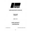Piper Tomahawk Parts Catalog PA-38-112 $13.95 Part # 761-659