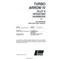 Piper PA-28RT-201T Turbo Arrow IV Pilot's Operating Handbook & FAA APPROVED/Flight Manual 761-691