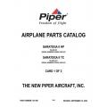 Piper Saratoga II HP/II TC Parts Catalog PA-32R-301 & 301T $13.95 Part # 761-880