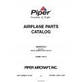 Piper PA-28-161 Warrior III (Serial Numbers 2842001 AND UP) Airplane Parts Catalog 761-897_v2007 $29.95