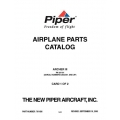 Piper Archer III Parts Catalog PA-28-181 $13.95 Part # 761-898