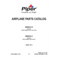 Piper Seneca IV/V Parts Catalog PA-34-220T $13.95 Part # 761-887