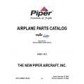 Piper 6XT Parts Catalog PA-32-301XTC Part # 766-855