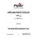 Piper 6X Parts Catalog/Manual PA-32-301FT $13.95 Part # 766-856