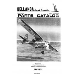 Bellanca Models 7ECA, 7GCAA, 7GCBC and 7KCAB, Illustrated Parts Catalog