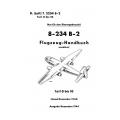 Arado 8-234 B-2 Flugzeug-Handbuch (verkürzt) Teil 0 bis 10 $9.95