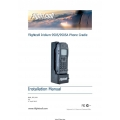 Flightcell Iridium 9505/9505A Phone Cradle Installation Manual