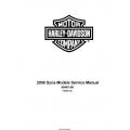 Harley Davidson 2009 Dyna Models 99481-09 Service Manual