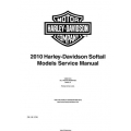 Harley Davidson 2010 Softail Model 99482-10 Service Manual