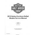 Harley Davidson 2015 Softail Models 99482-15 Service Manual