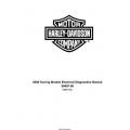 Harley Davidson 2008 Touring Models Electrical Diagnostics Manual 99497-08