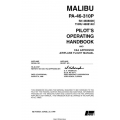 Piper PA-46-310P Malibu   Pilots Operating Handbook and Flight Manual  SN 4608008 THRU 4608140  $13.95